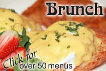 Click here for Long Island Brunch menus & specials