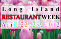 Long Island Restaurant Week Spring 2012