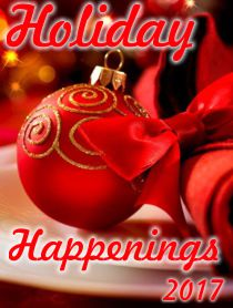 Holiday Happenings 2017